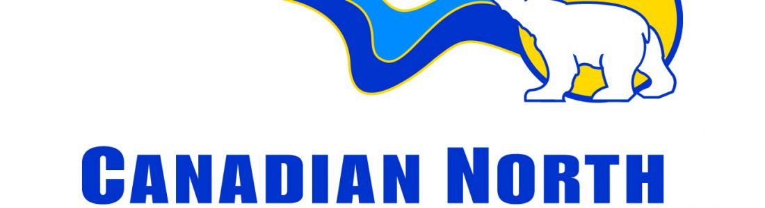 Canadian North colour logo - 2012